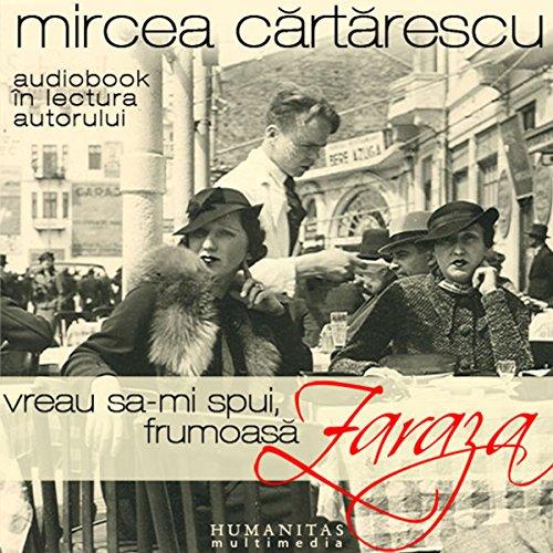 Vreau să-mi spui, frumoasă Zaraza audiobook cover art