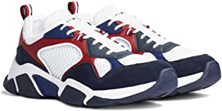 Tommy Hilfiger Chunky Material Mix Trainers