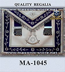 MASTER MASON APRON - The Badge of a Freemason
