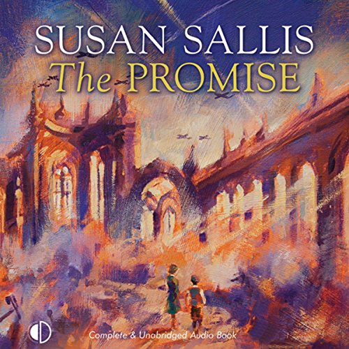 The Promise (Sallis) audiobook cover art