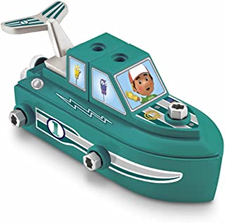 Fisher-Price Handy Manny Fix-It Boat