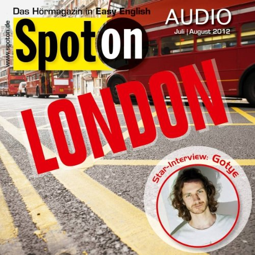 Spot on Audio - London. 7-8/2012 cover art