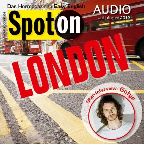 Spot on Audio - London. 7-8/2012 cover art
