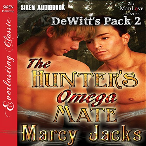 The Hunter's Omega Mate     DeWitt's Pack, Book 2              By:                                                                                                                                 Marcy Jacks                               Narrated by:                                                                                                                                 Peter B. Brooke                      Length: 2 hrs and 17 mins     43 ratings     Overall 4.0