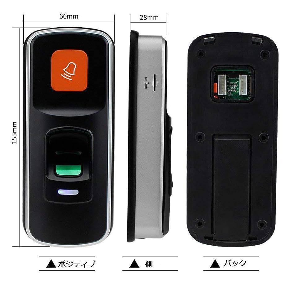マット整理する盆RFID 独立指紋ロックのアクセス管理のコントローラーのドアのオープナタイムカード本体
