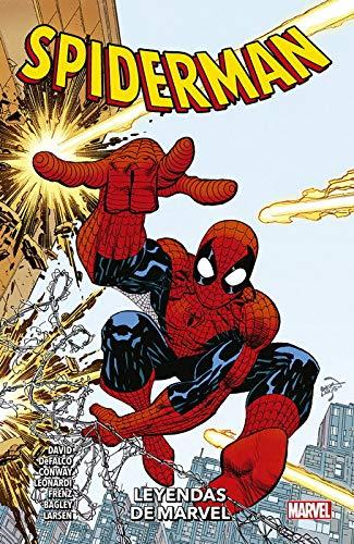 Leyendas De Marvel: Spide
