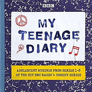 My Teenage Diary     Adolescent Musings from Series 1-8 of the Hit BBC Radio 4 Comedy Series              By:                                                                                                                                 Various                               Narrated by:                                                                                                                                 Rufus Hound,                                                                                        Terry Wogan,                                                                                        Chris Packham,                   and others                 Length: 19 hrs and 4 mins     9 ratings     Overall 4.7