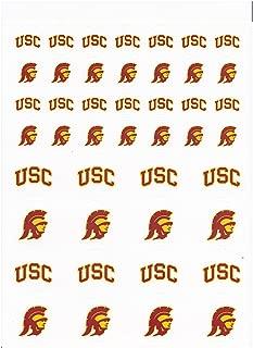 The Fanatic Group USC Trojans Small Sticker Sheet - 2 Sheets
