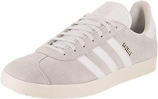 adidas Men Gazelle (White/Crystal White/Cream White)
