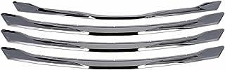 Bully GI-201 Triple Chrome Plated ABS Grille Overlay