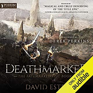 Deathmarked cover art