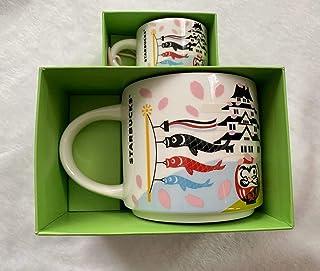STARBUCKS マグカップ You Are Here Collection JAPAN Spring 414ml デミタスカップ 59ml スタバ さくら こいのぼり だるま