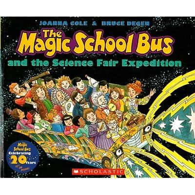 magic school bus science fair