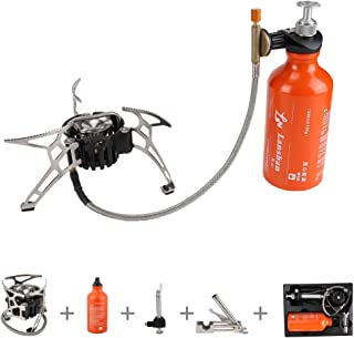EFINNY Multi-fuel Camping Stove Outdoor Propane Oil and Gas Stove Furnace for Cooking Picnic Hiking For Outdoor Cookware Outdoor Petrol Stove Portable Oil Gas Burner