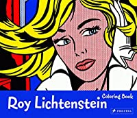 Roy Lichtenstein Coloring Book (Coloring Books)