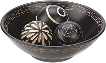 Gifts & Decor Artisan Deco Bowl and Ball Centerpiece