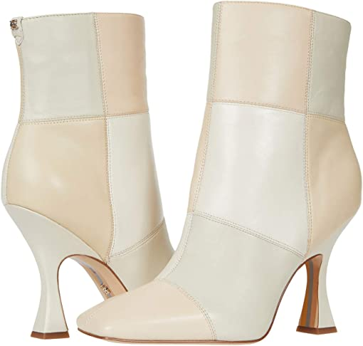 Modern Ivory/Pale Grey/Light Nude Butter Nappa Leather