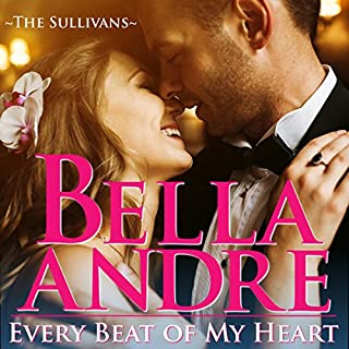 Every Beat of My Heart: The Sullivans (Wedding Novella) cover art