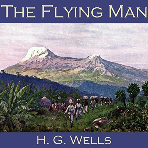 The Flying Man Titelbild