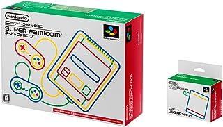 ニンテンドークラシックミニ スーパーファミコン+USB ACアダプター【Amazon.co.jp限定】ポストカードセット18種 付
