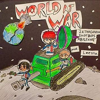 World at War (feat. 2kthagoon & Ab Flexinn)