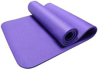 Yoga Mat Folding Exercise Yoga Mat| Yoga Mat 15MM Thick Durable Yoga Mat Non-slip Exercise Fitness Pad Mat Lose Weight Gym...