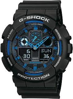 G de shock – Reloj de pulsera para hombre con Analog/Digital de Pantalla y Resin de pulsera – GA de 100