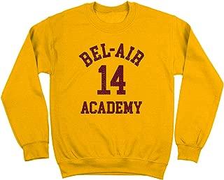 Donkey Tees Bel-Air Academy 14 Basketball Jersey Costume Mens Sweatshirt