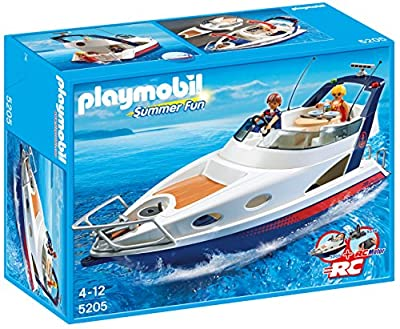 PLAYMOBIL 5205 - Luxus Yacht por PLAYMOBIL