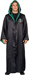 Underboss Harry Potter Halloween Costume Black Long Robe with Hood