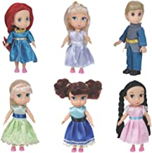 Best miniature princess dolls Reviews