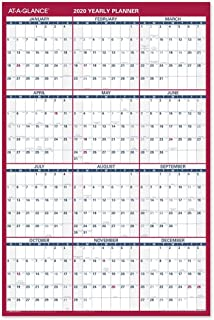 Best year at a glance planning calendar Reviews