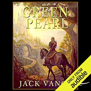 The Green Pearl audiobook cover art