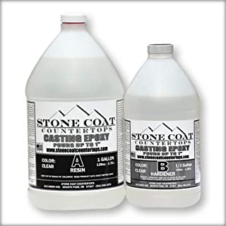 Stone Coat Countertops Casting Epoxy