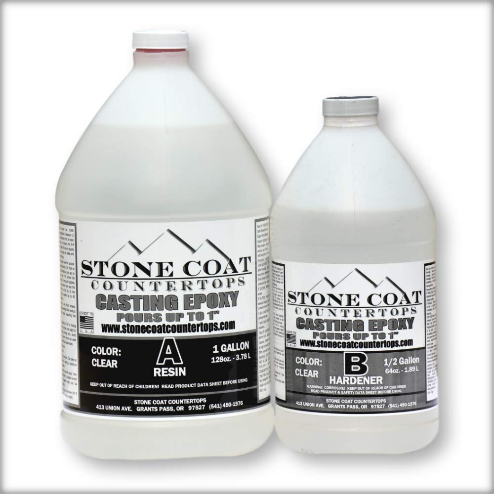 Stone Coat Countertops Casting Epoxy