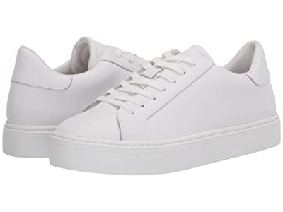 STEVEN NEW YORK Bass (White Leather) Women