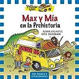 Max Y Mía En La Prehistoria: Yellow Van-1