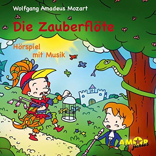 Die Zauberflöte cover art
