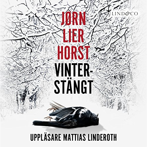 Vinterstängt cover art