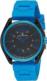 Giani Bernard Analog Black Dial Men's Watch-GB-120G