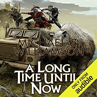 A Long Time Until Now audiobook cover art
