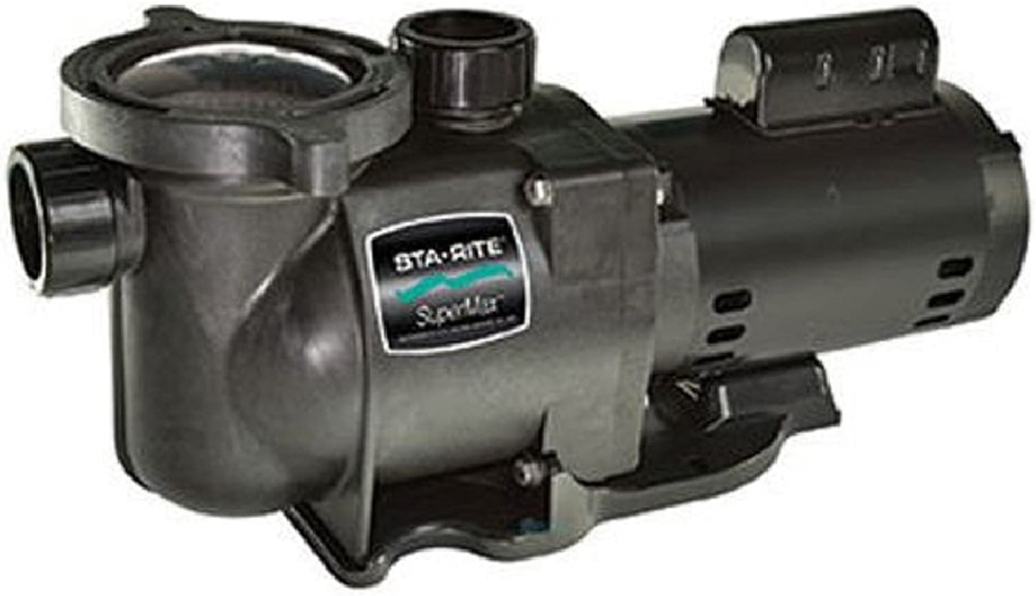 Pentair PHK2RA6E102L Supermax 1Hp Pump Without Unions