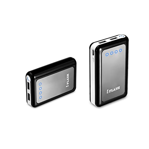 iFlash Dual USB 8400mAh 2.6A Heavy Duty Output External Battery Pack  Charger for Apple iPad 04fdb63258b9d