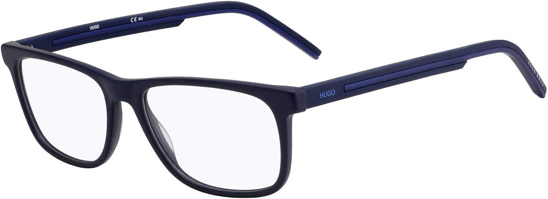 Hugo Super special price Boss Purchase frame HG-1048 Matt FLL Blue Acetate