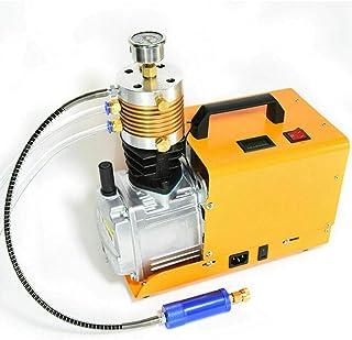 300Bar 4500PSI Hogedrukluchtpomp, elektrische persluchtcompressor, compressor, hogedrukpersluchtpomp, PCP 30MPA, 1800 W, l...