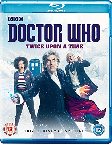 Doctor Who Christmas Special 2017 - Twice Upon A Time [Blu-ray] [UK Import]