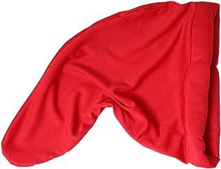 red papa smurf hat