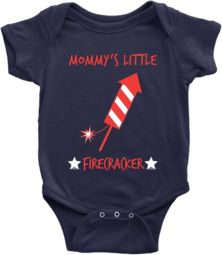 Baby 4th of July Onesie Mommy /& Me