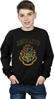 Harry Potter Niños Varsity Style Crest Camisa De Entrenamiento