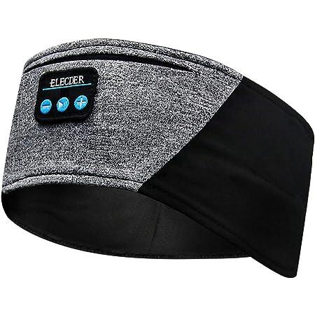 Schlafkopfhörer Bluetooth 5 0 Kabelloses Sportstirnband Elektronik